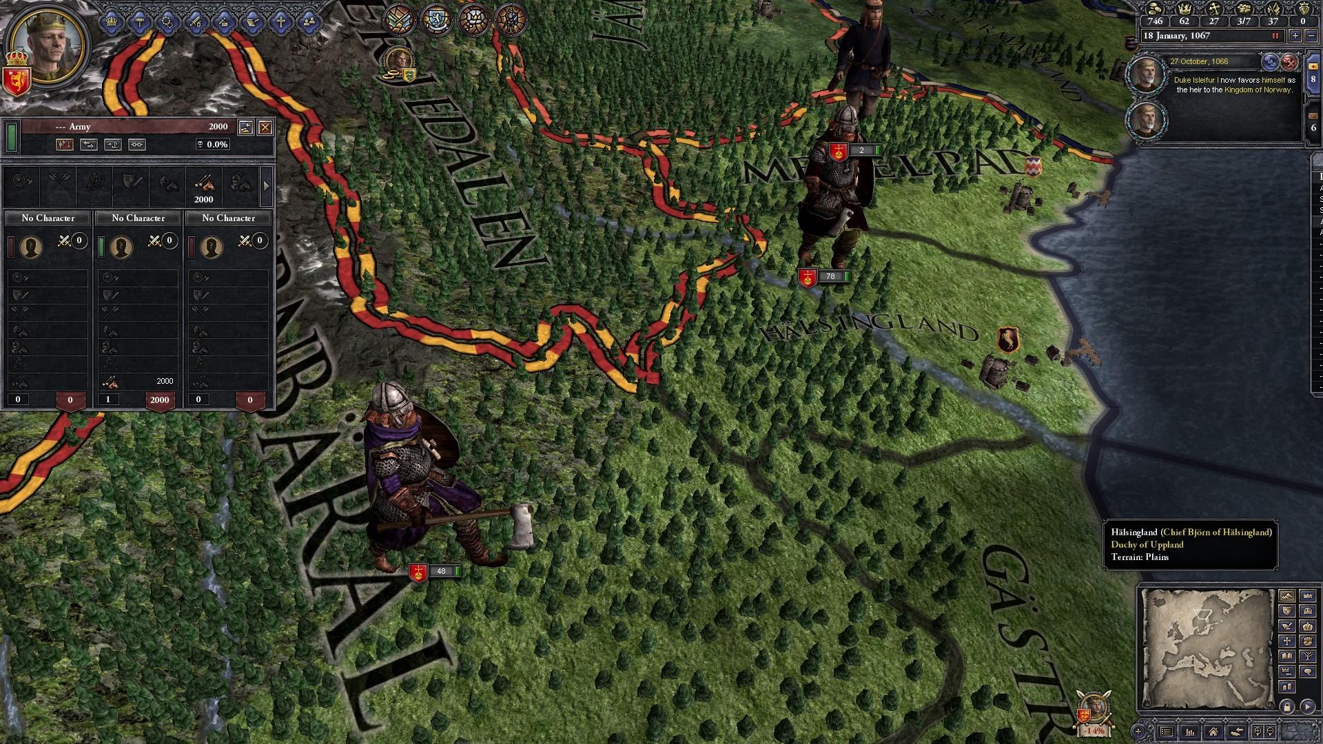 Crusader Kings II: Norse Unit Pack screenshot