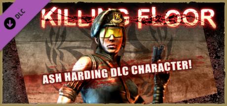 Killing Floor   Ash Harding Character Pack On Steam
