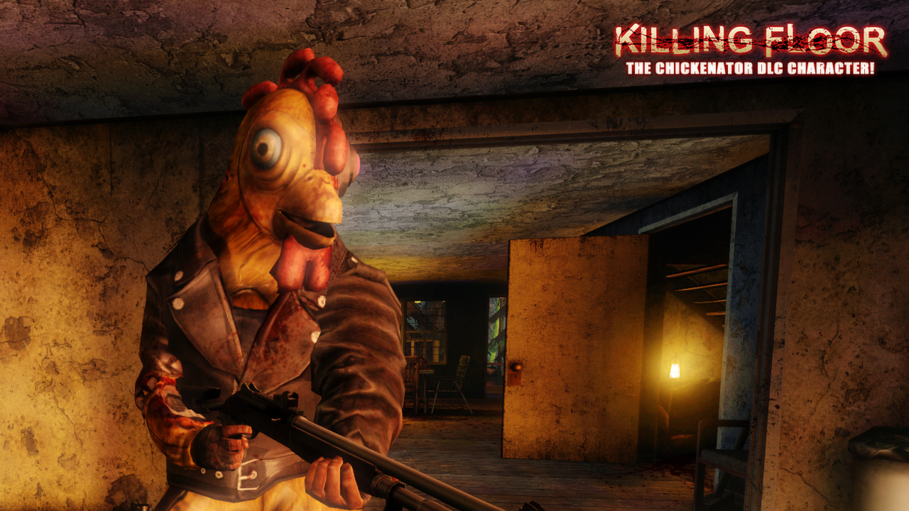 Exceptional Killing Floor   The Chickenator Pack On Steam
