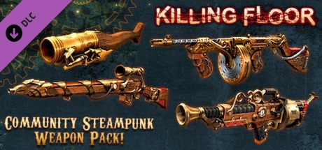 Killing Floor - Community Weapon Pack 2 DLC Steam