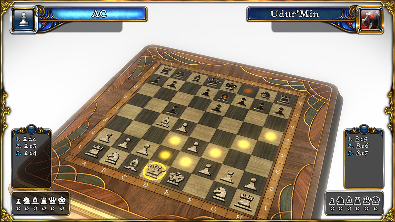 Check vs Mate screenshot