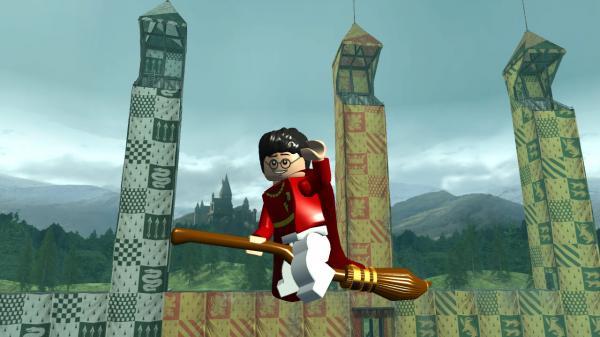Играть в Гарри Поттер лего бесплатно | strelyaj ru