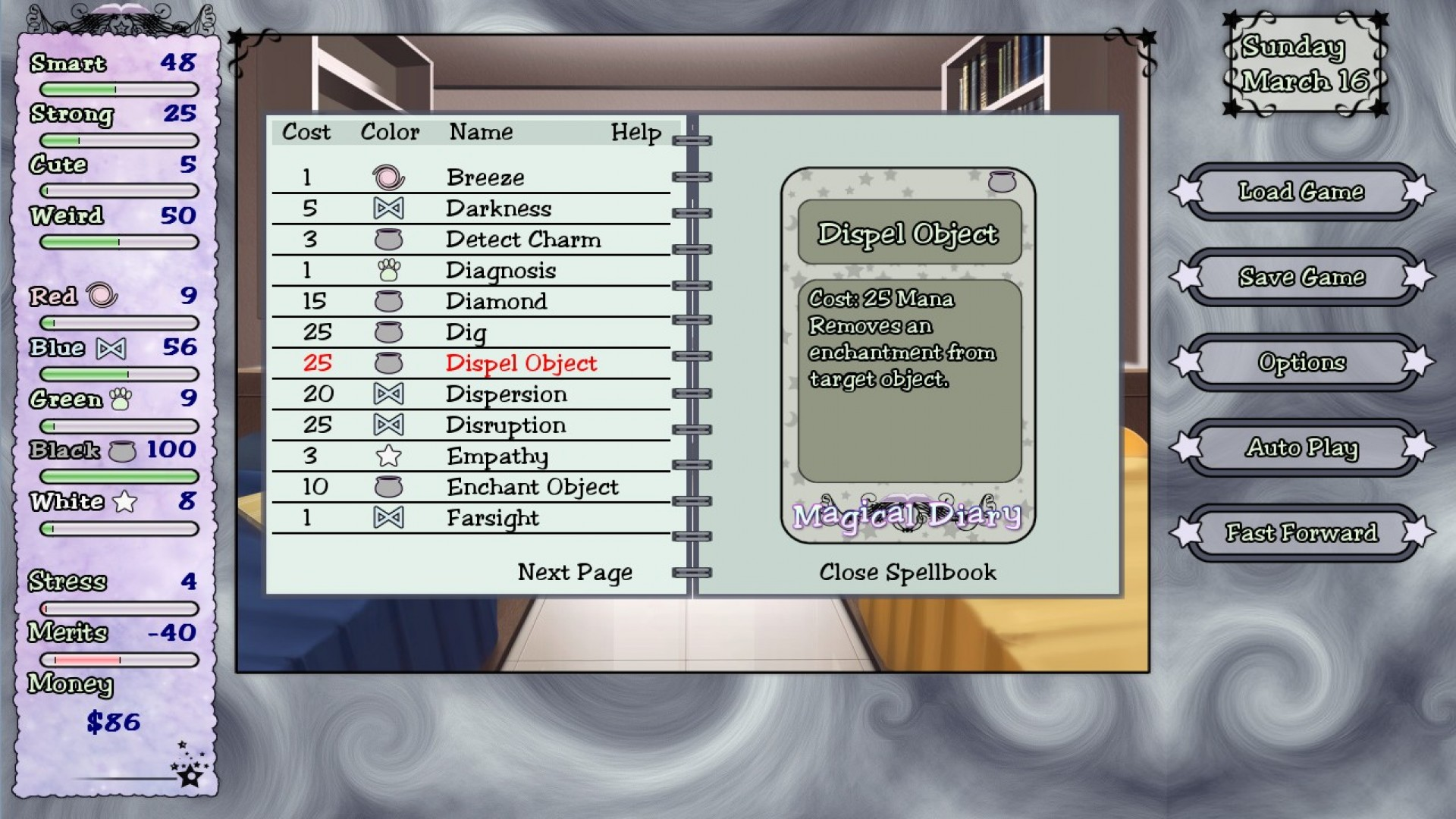 Magical Diary: Horse Hall screenshot