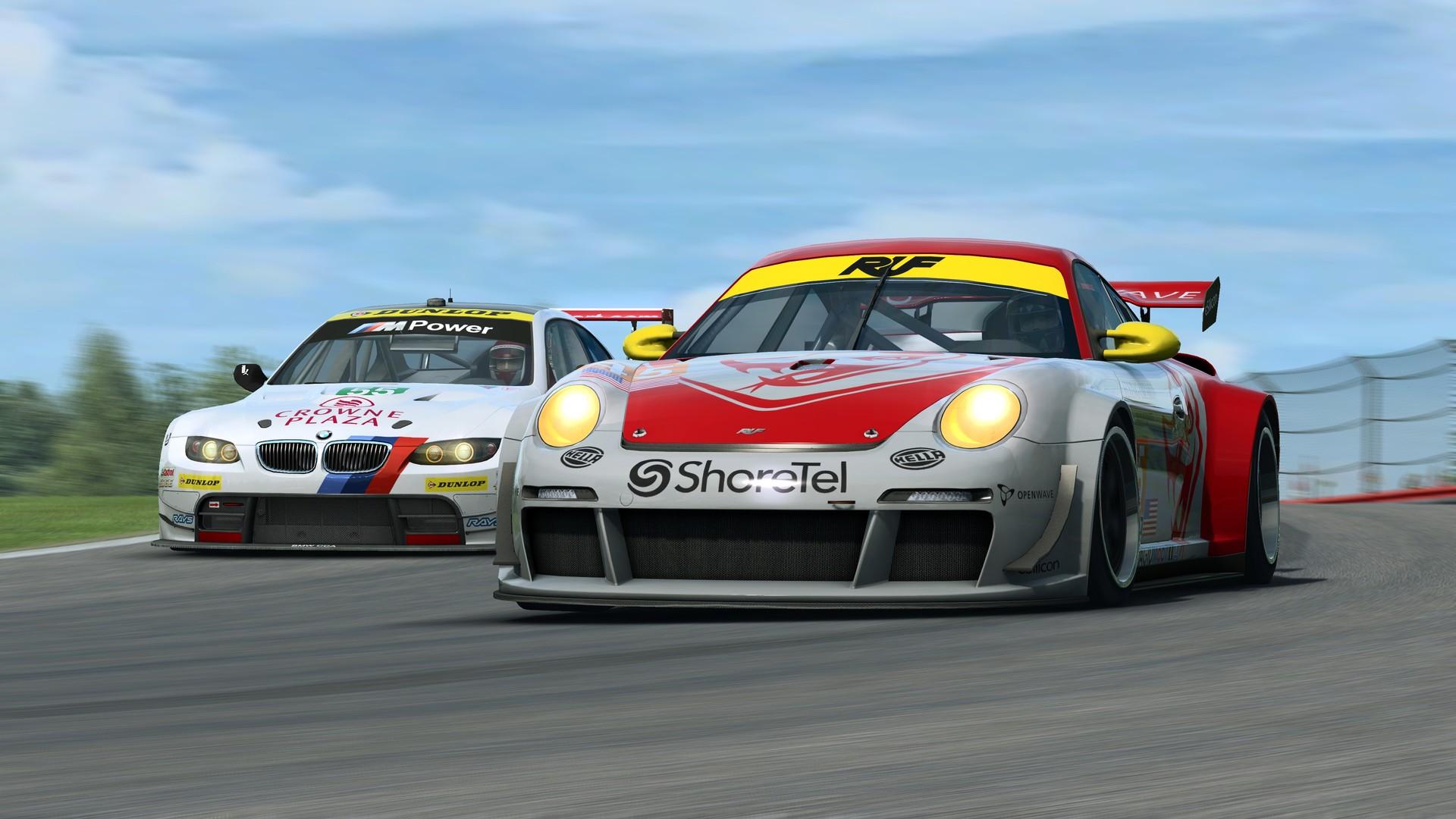 RaceRoom Racing Experience Cars
