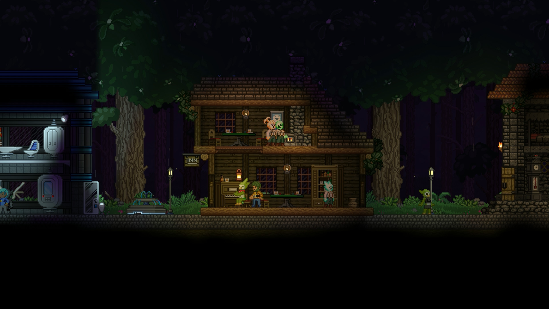 Starbound [GoG] [2016|Eng]