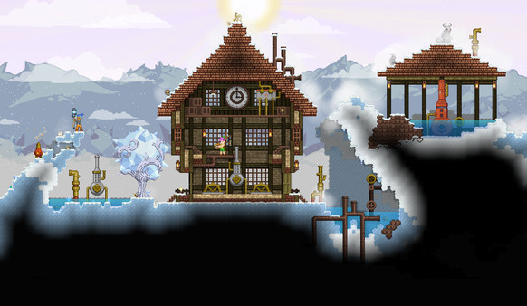 Starbound v1.0-v1.2 Plus 8 Trainer 64 Bit-FLiNG