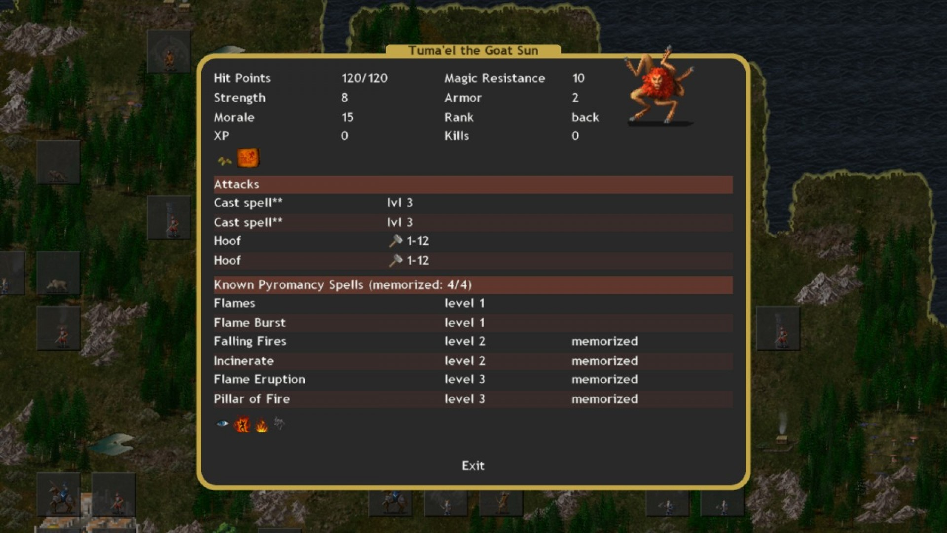 Conquest of Elysium 3 screenshot