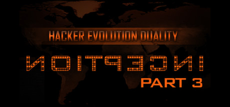 Hacker Evolution Duality: Inception Part 3 DLC game image