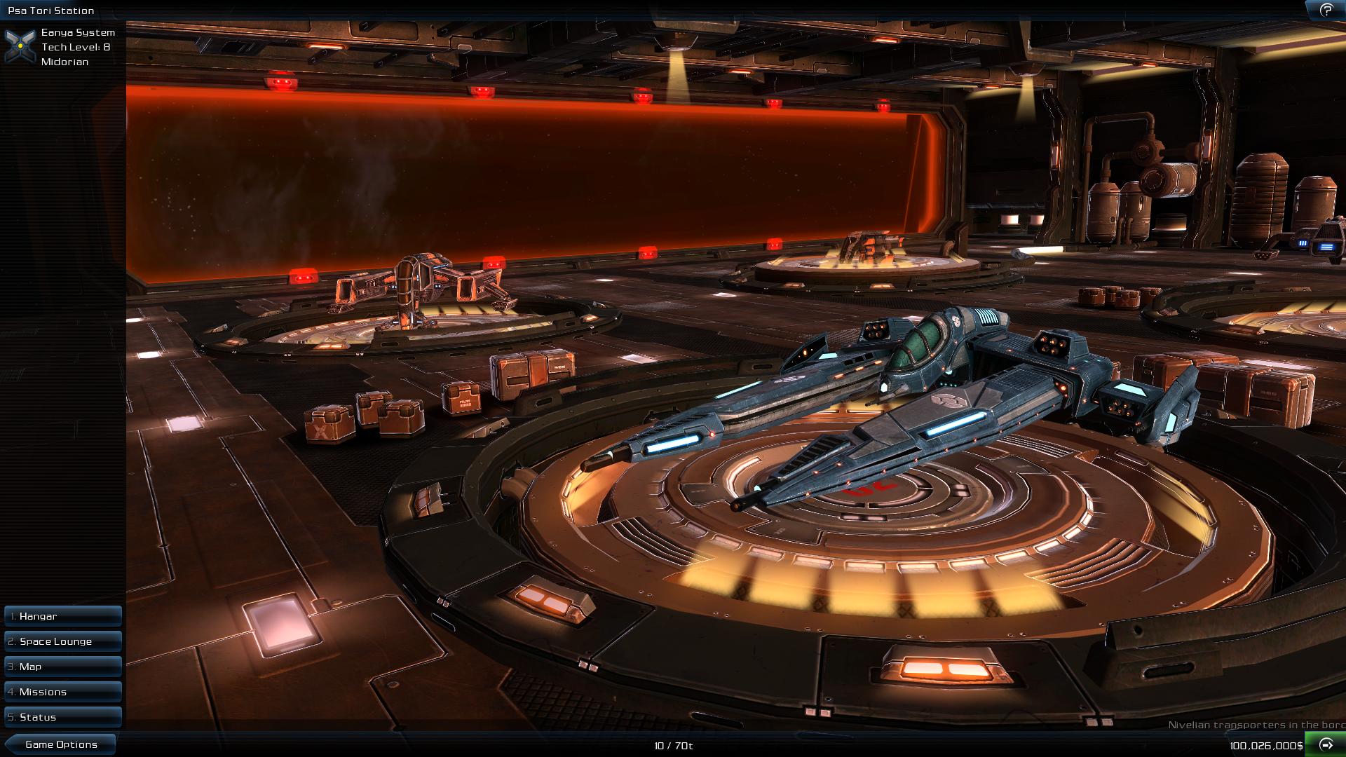 Galaxy on Fire 2 Full HD screenshot