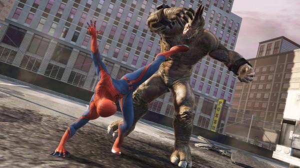 скриншот The Amazing Spider-Man 3