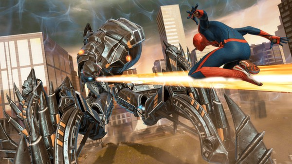 скриншот The Amazing Spider-Man 5