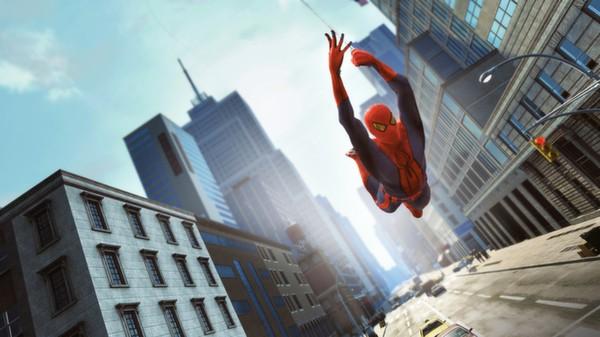 скриншот The Amazing Spider-Man 1