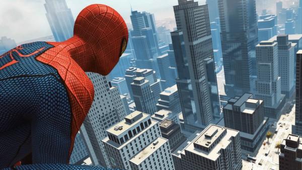 скриншот The Amazing Spider-Man 0
