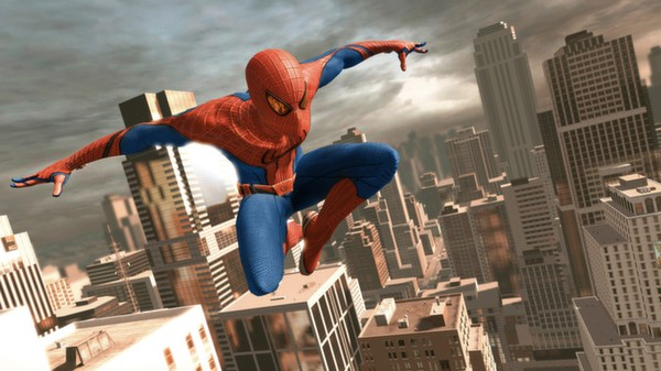 скриншот The Amazing Spider-Man 4
