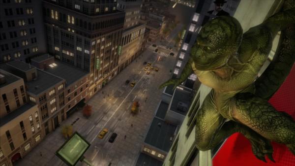 скриншот The Amazing Spider-Man - Lizard Rampage Pack 0
