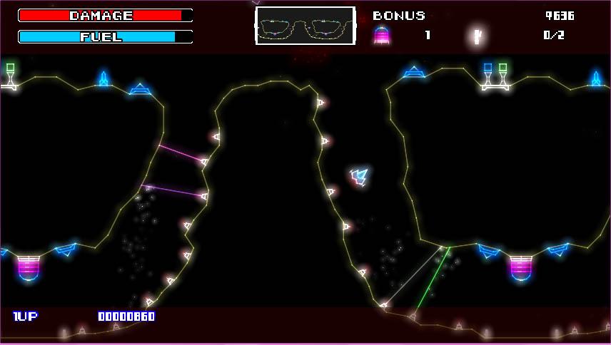 Gravitron 2 screenshot