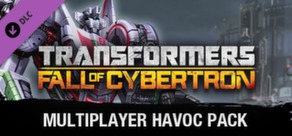 Transformers™: Fall of Cybertron™ - Multiplayer Havoc Pack