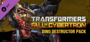 Transformers™: Fall of Cybertron™ - DINOBOT Destructor Pack