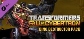 Transformers™: Fall of Cybertron™ - DINOBOT Destructor Pack