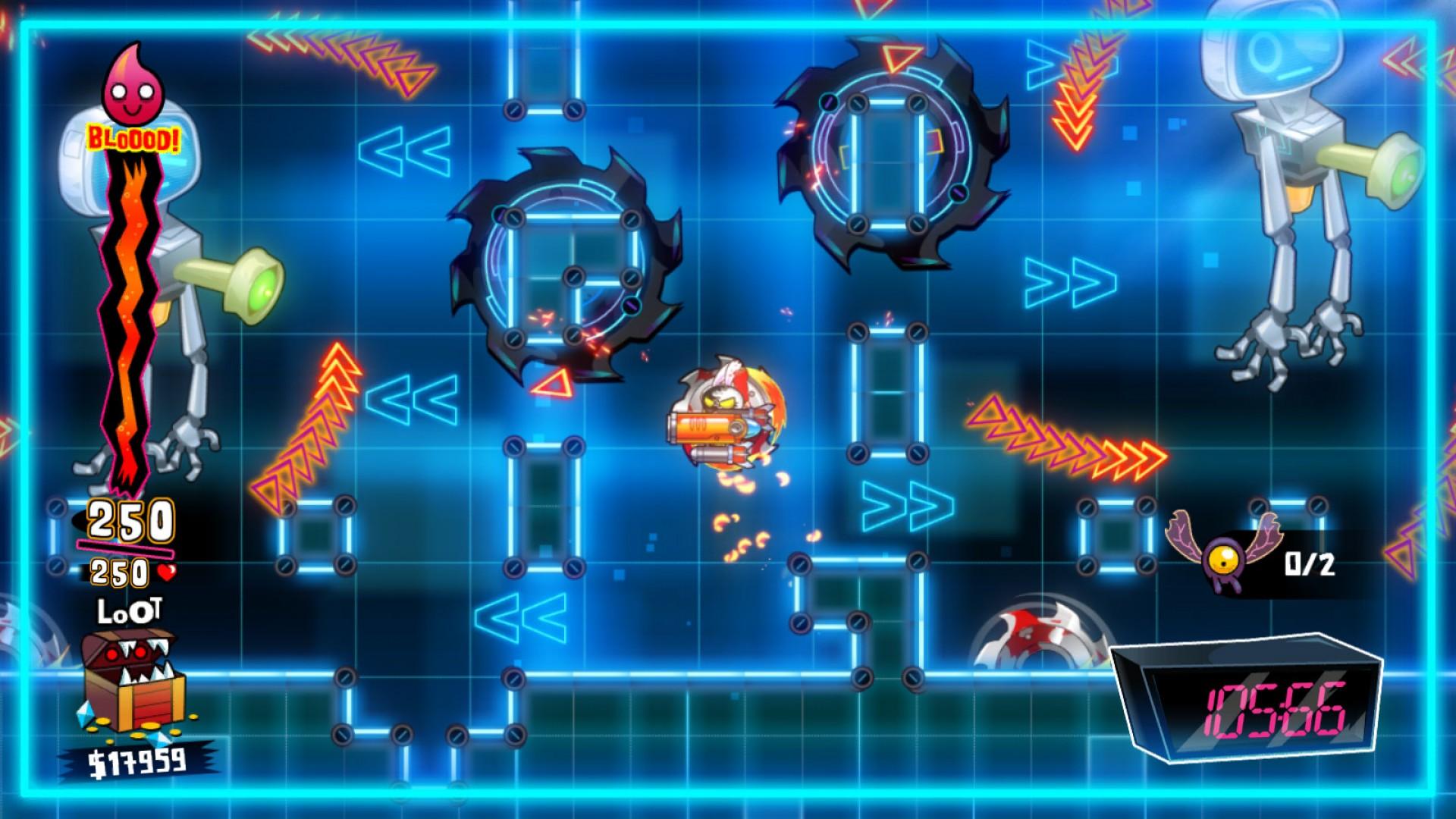 Hell Yeah! Virtual Rabbit Missions screenshot