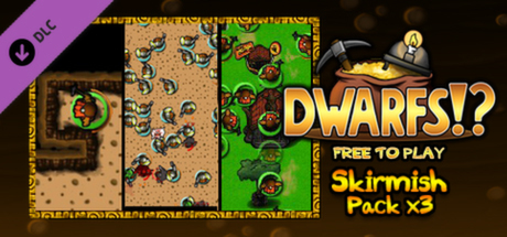 Dwarfs - F2P Skirmish Pack