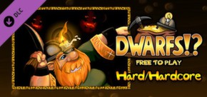 Dwarfs - F2P Difficulty Pack
