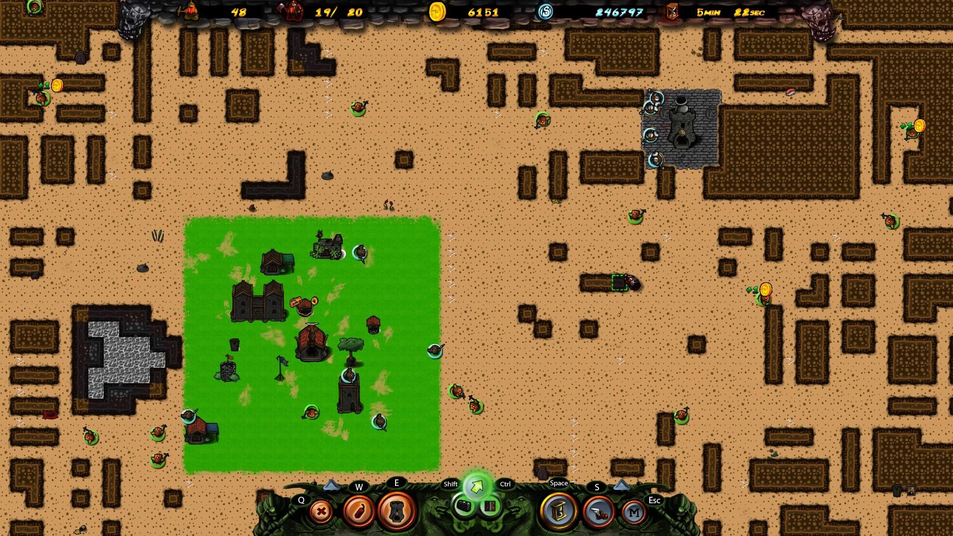 Dwarfs - F2P Difficulty Pack screenshot