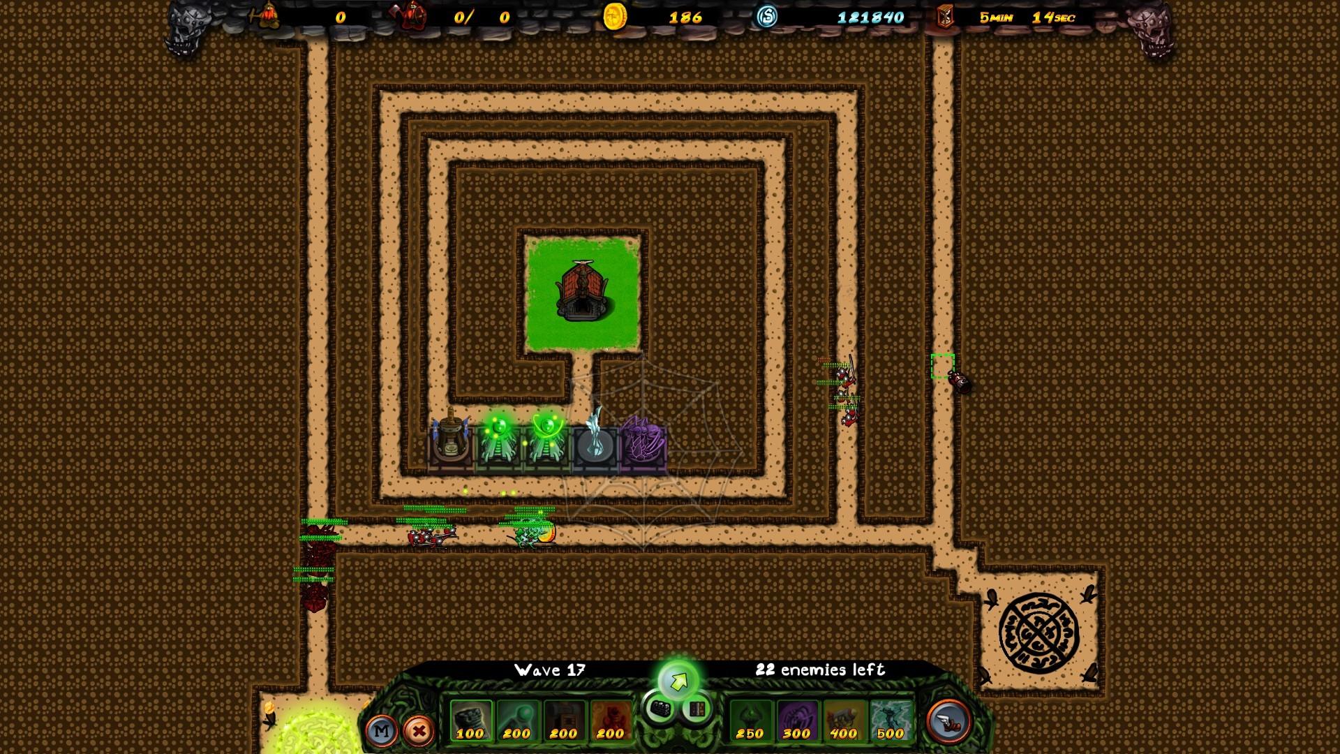 Dwarfs - F2P Base Defend Pack screenshot