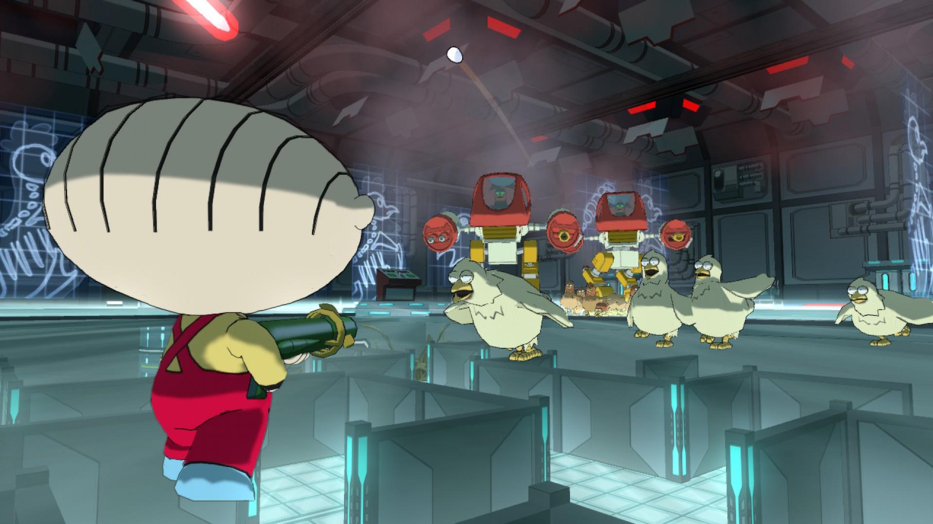 [GameGokil.com] Family Guy Back to the Multiverse Single Link Iso Full Version