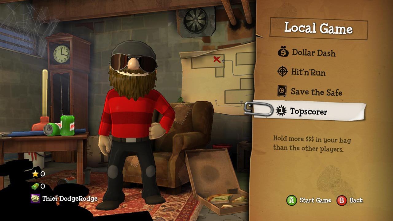 Dollar Dash - More Ways to Win DLC screenshot