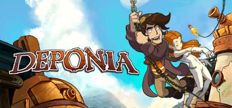 Deponia game image