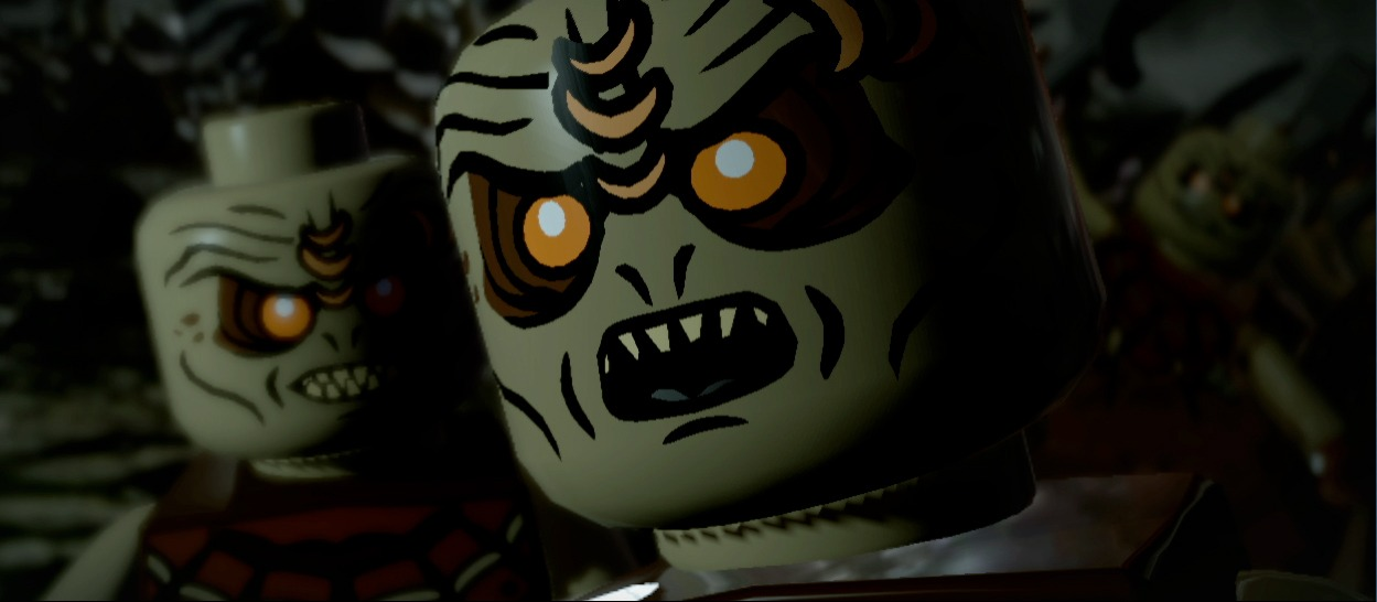 LEGO The Lord of the Rings screenshot