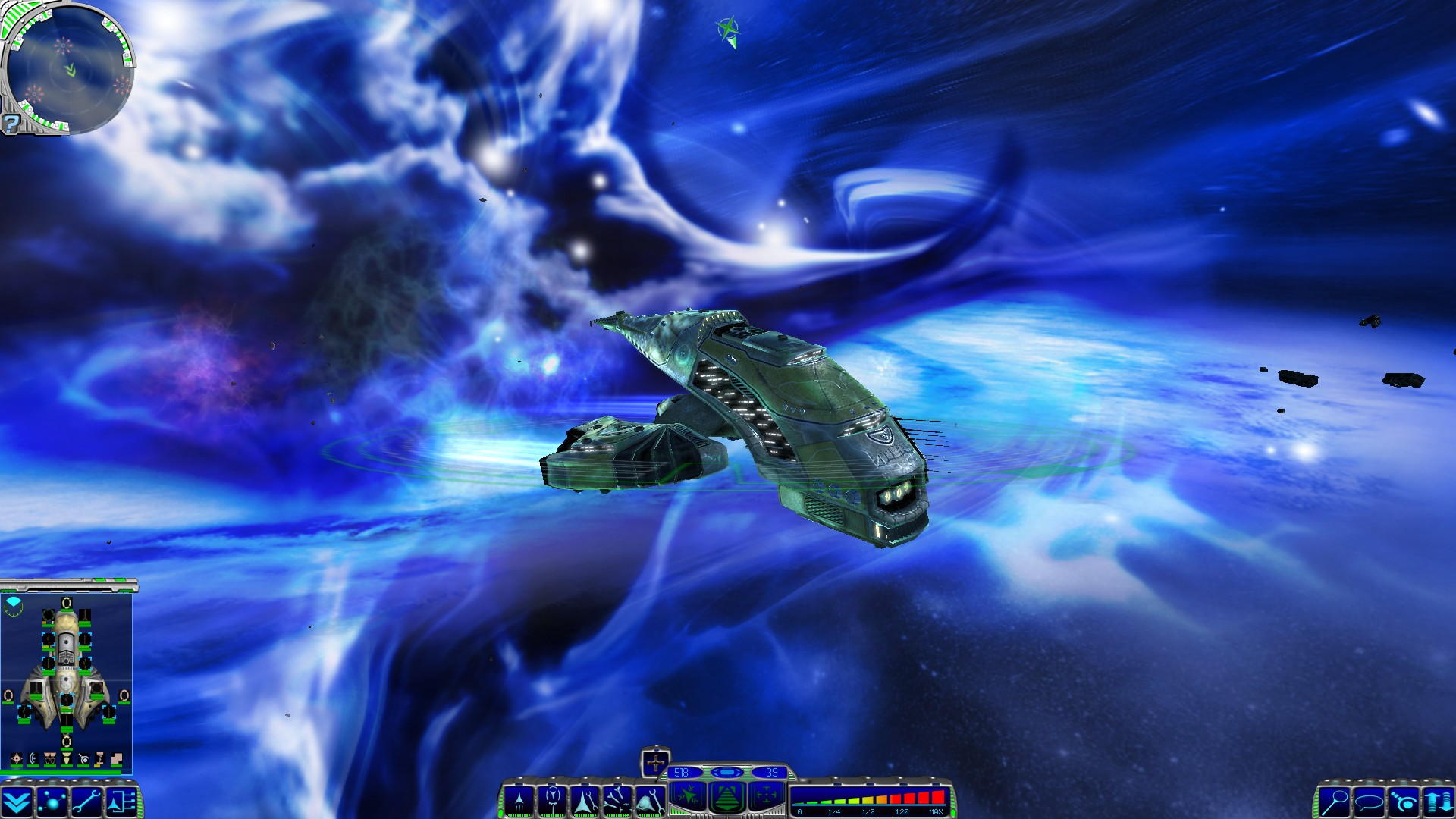 Starpoint Gemini : Timebreach screenshot
