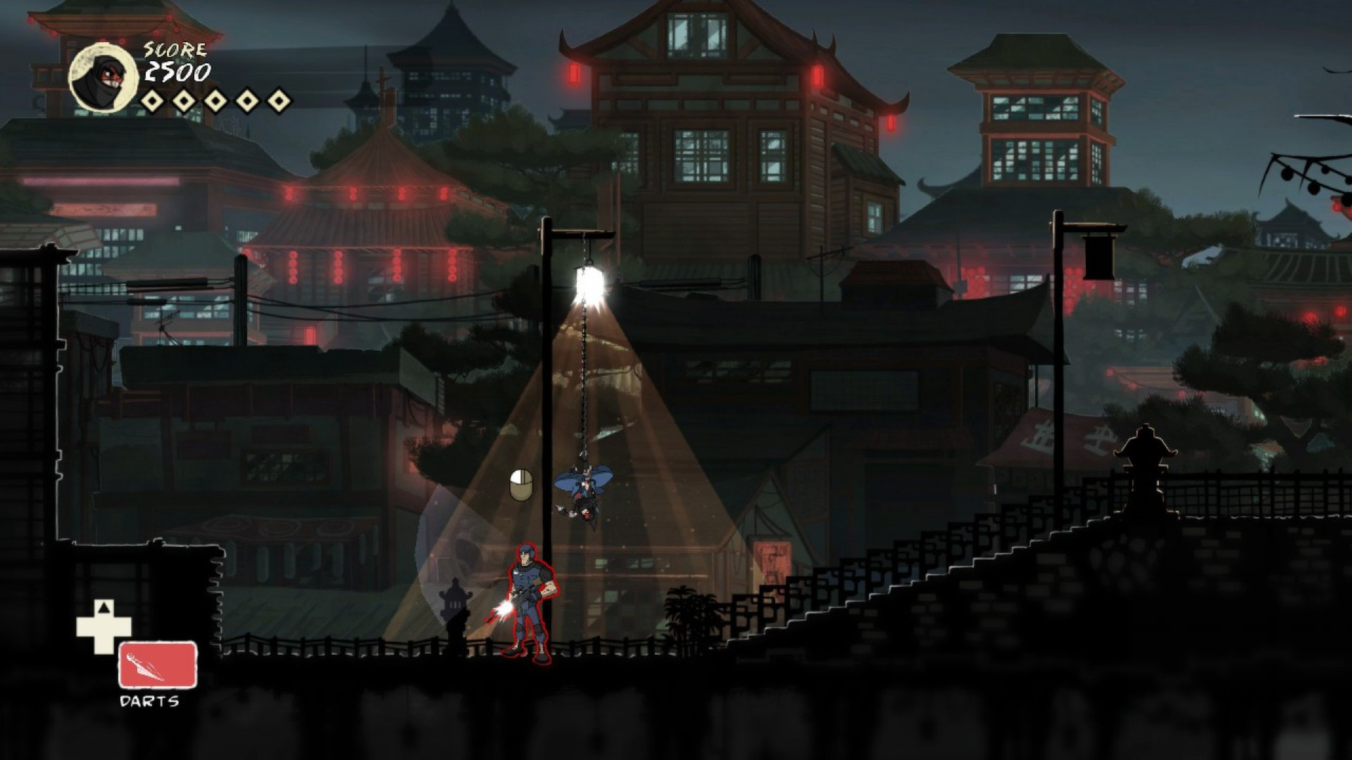 Mark of the Ninja: Special Edition [GoG] [2013|Rus|Eng|Multi7]