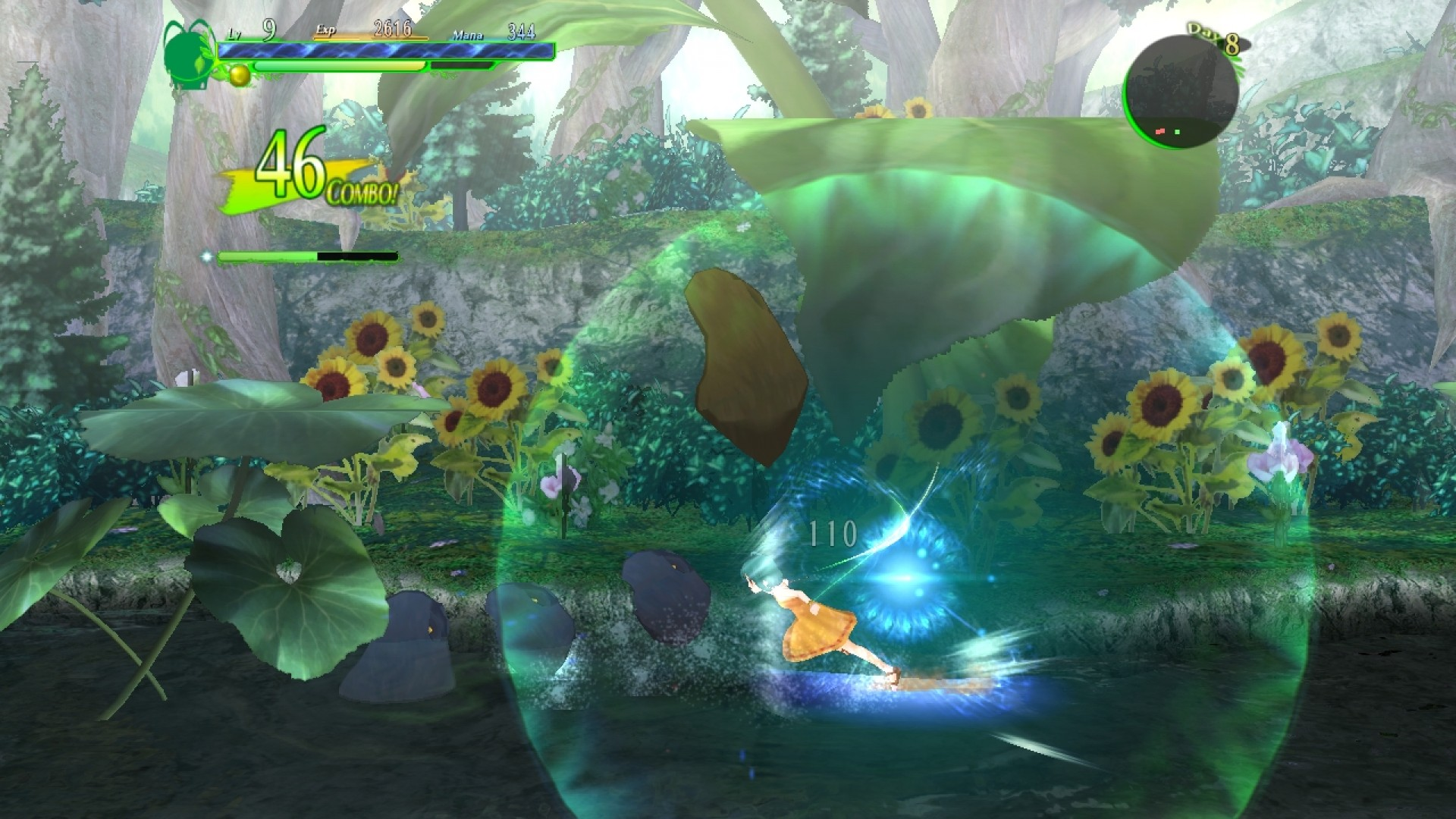 Fairy Bloom Freesia screenshot