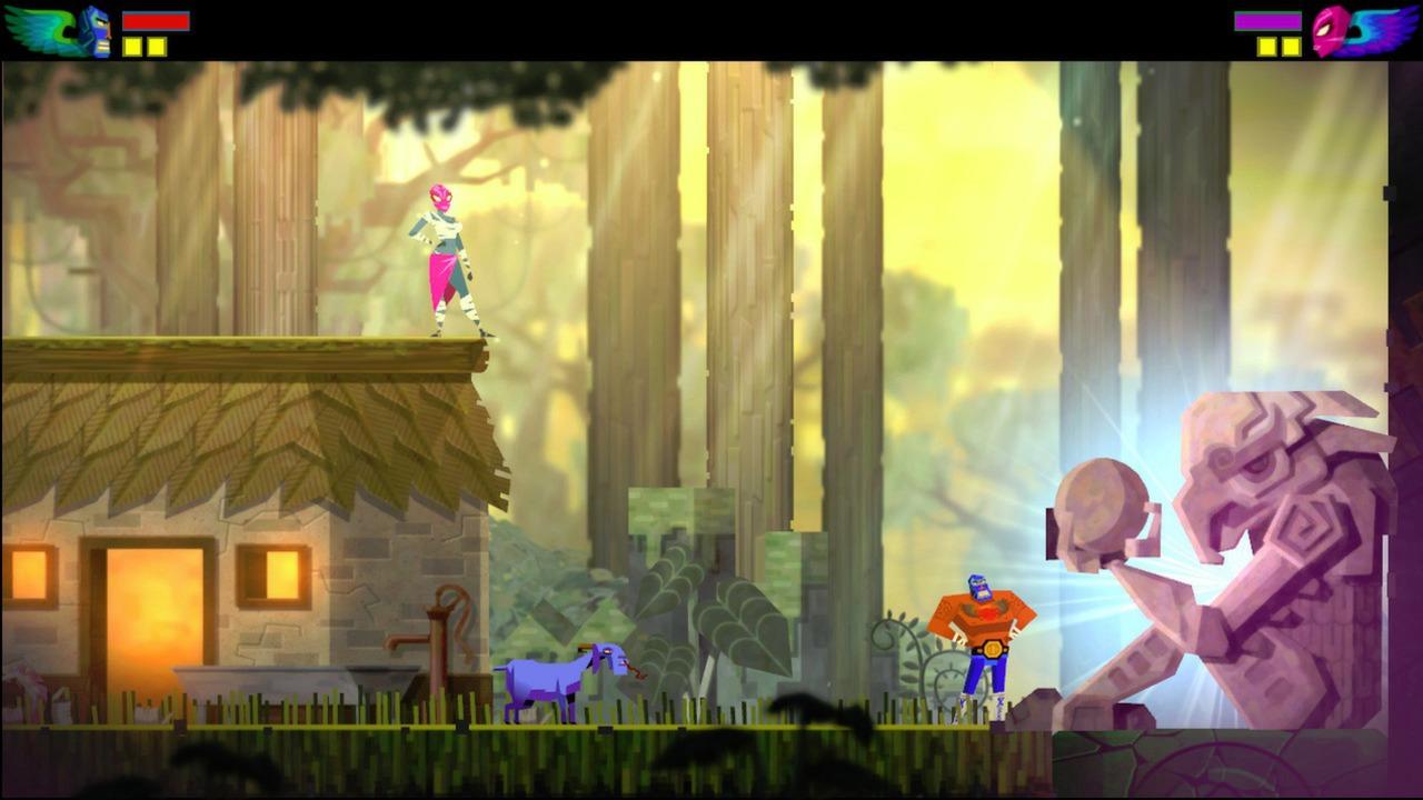 Guacamelee! Gold Edition screenshot 2