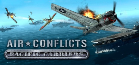 Air Conflicts Pacific Carriers скачать игру img-1