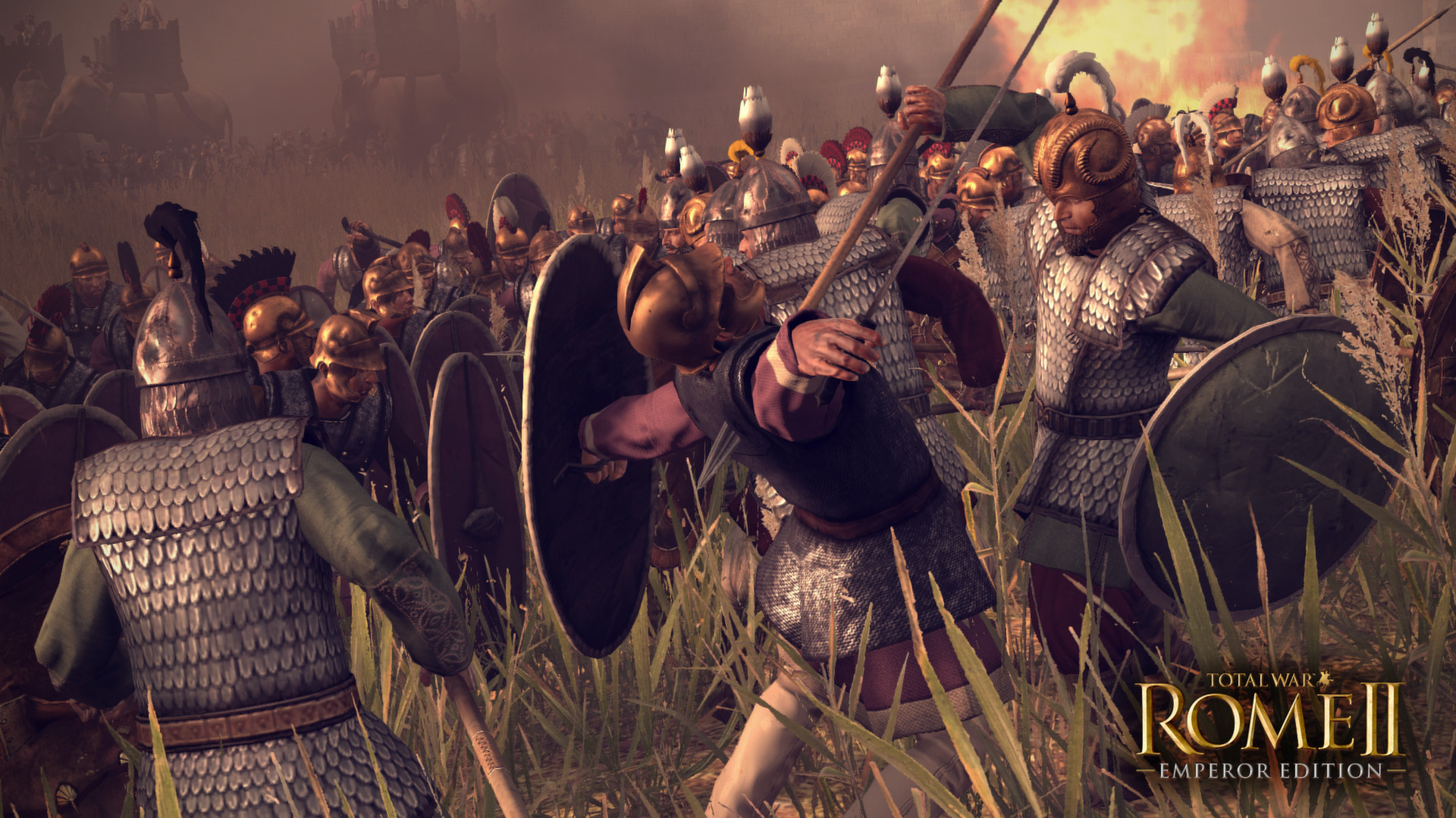 Total War Rome II Emperor Edition PC