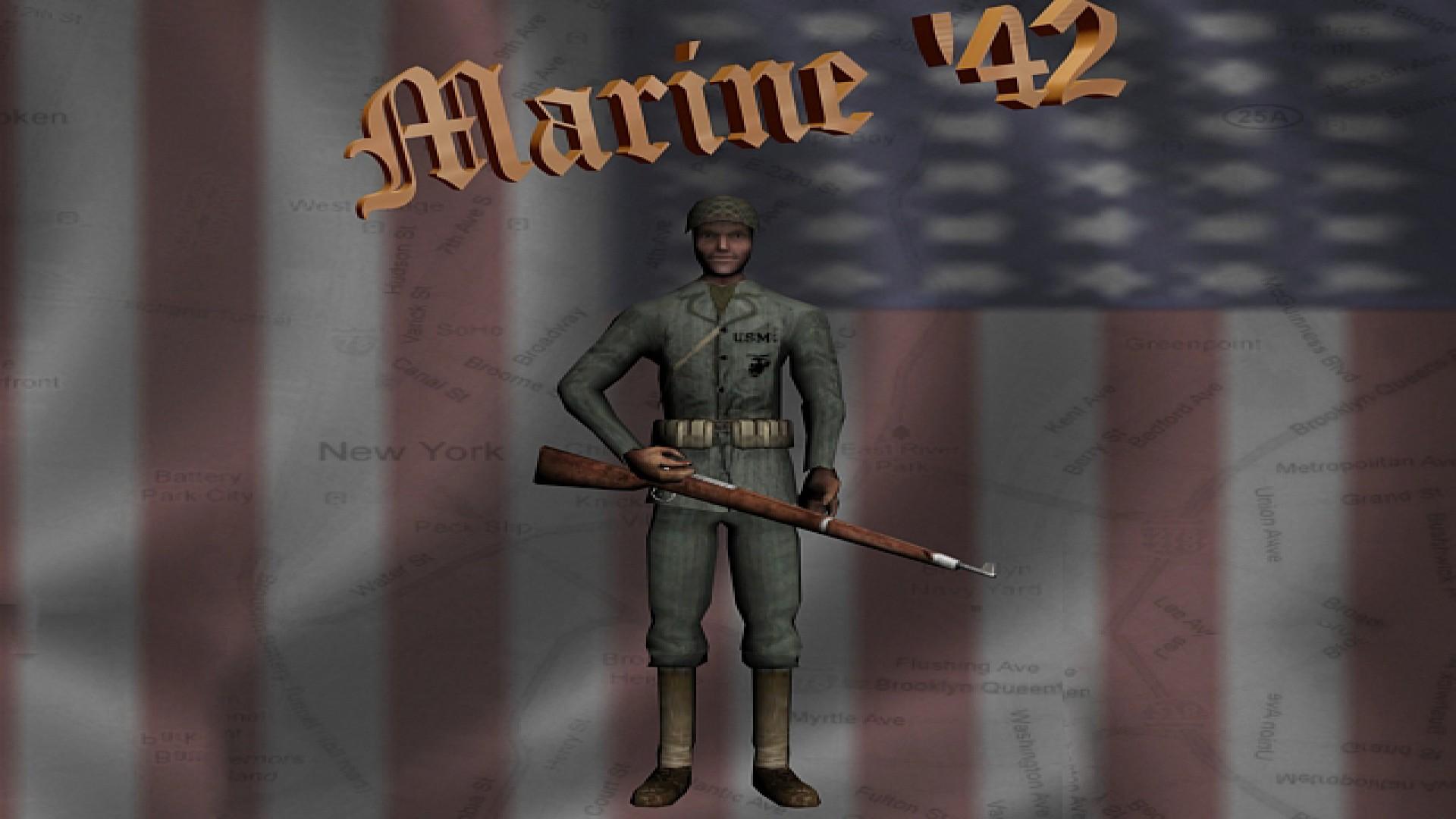 Hearts of Iron III: US Infantry Sprite Pack screenshot