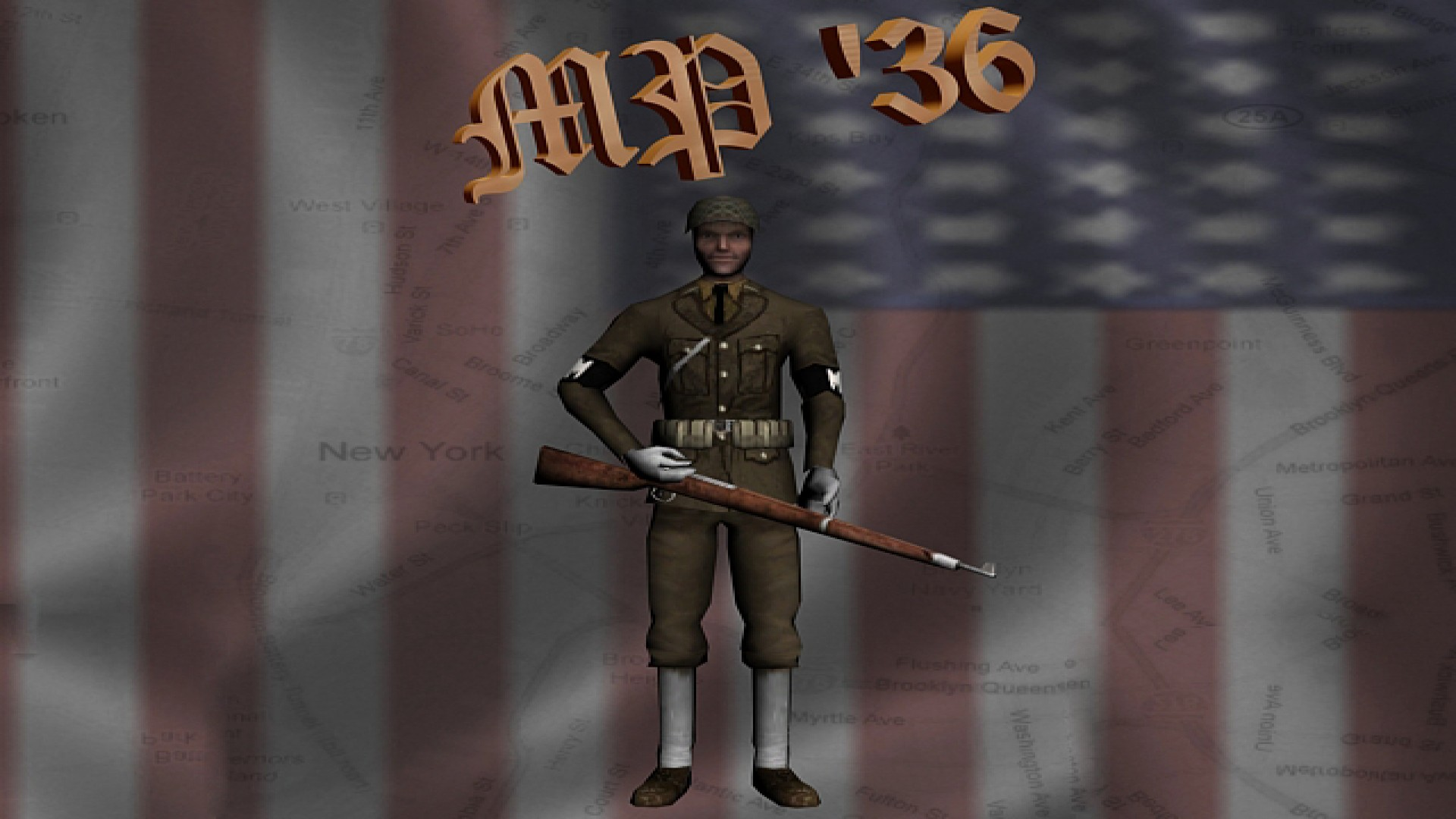 Hearts of Iron III: US Infantry Sprite Pack screenshot