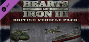Hearts of Iron III: British Vehicle Spritepack
