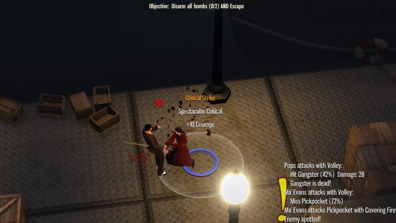 Omerta - The Japanese Incentive screenshot