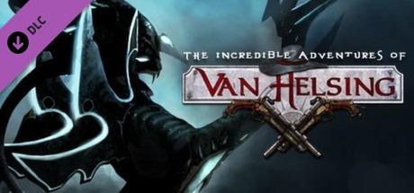 The Incredible Adventures of Van Helsing: Blue Blood