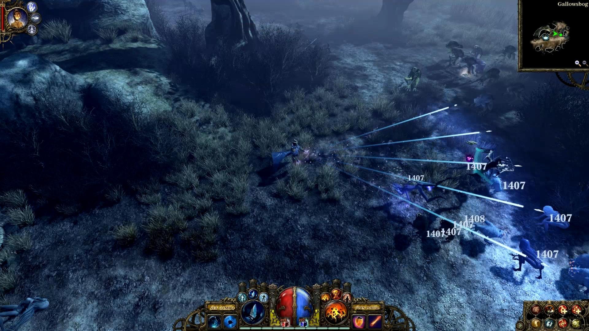 Van Helsing: Thaumaturge screenshot