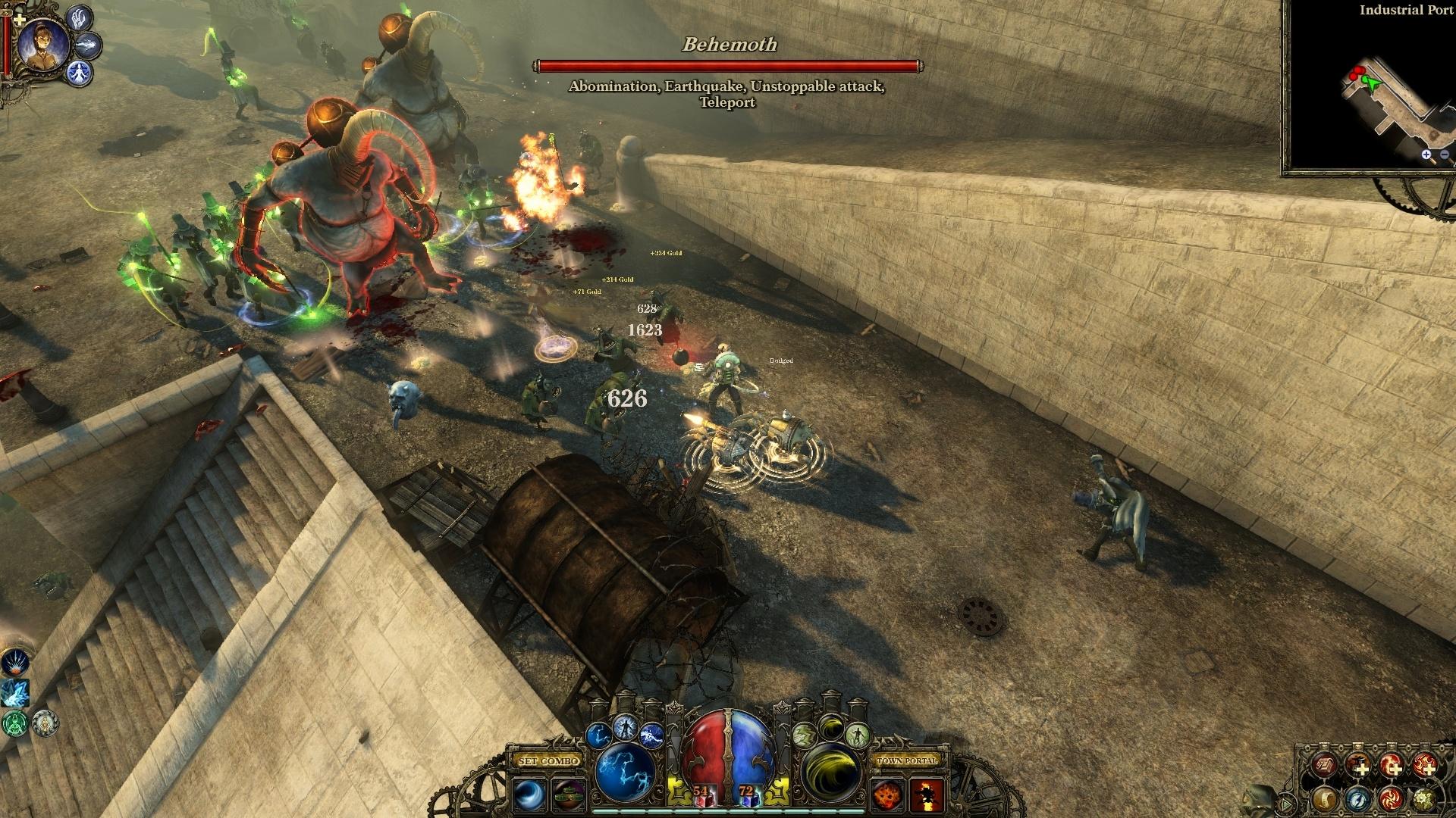 Van Helsing: Arcane Mechanic screenshot