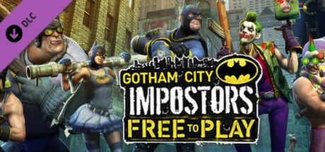 Gotham City Impostors Free to Play: Professional Impostor Kit game image