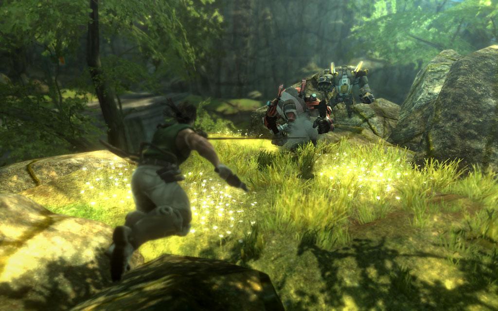Bionic Commando screenshot