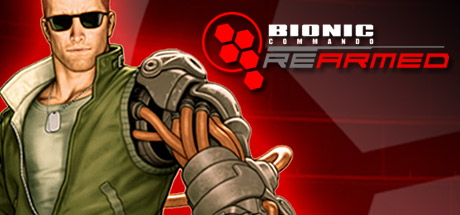 Bionic Commando: Rearmed game image