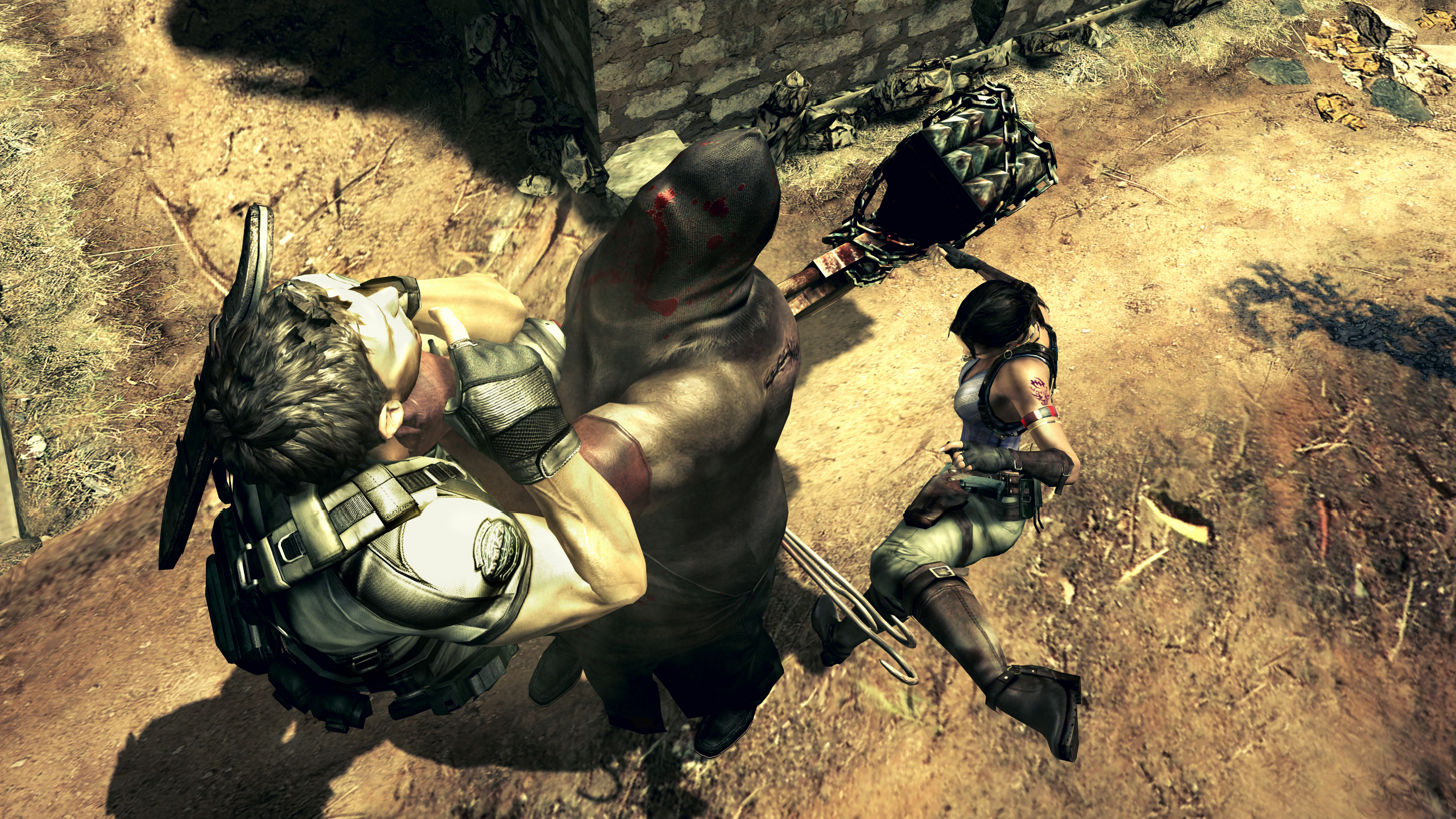 Resident Evil 5/ Biohazard 5 screenshot