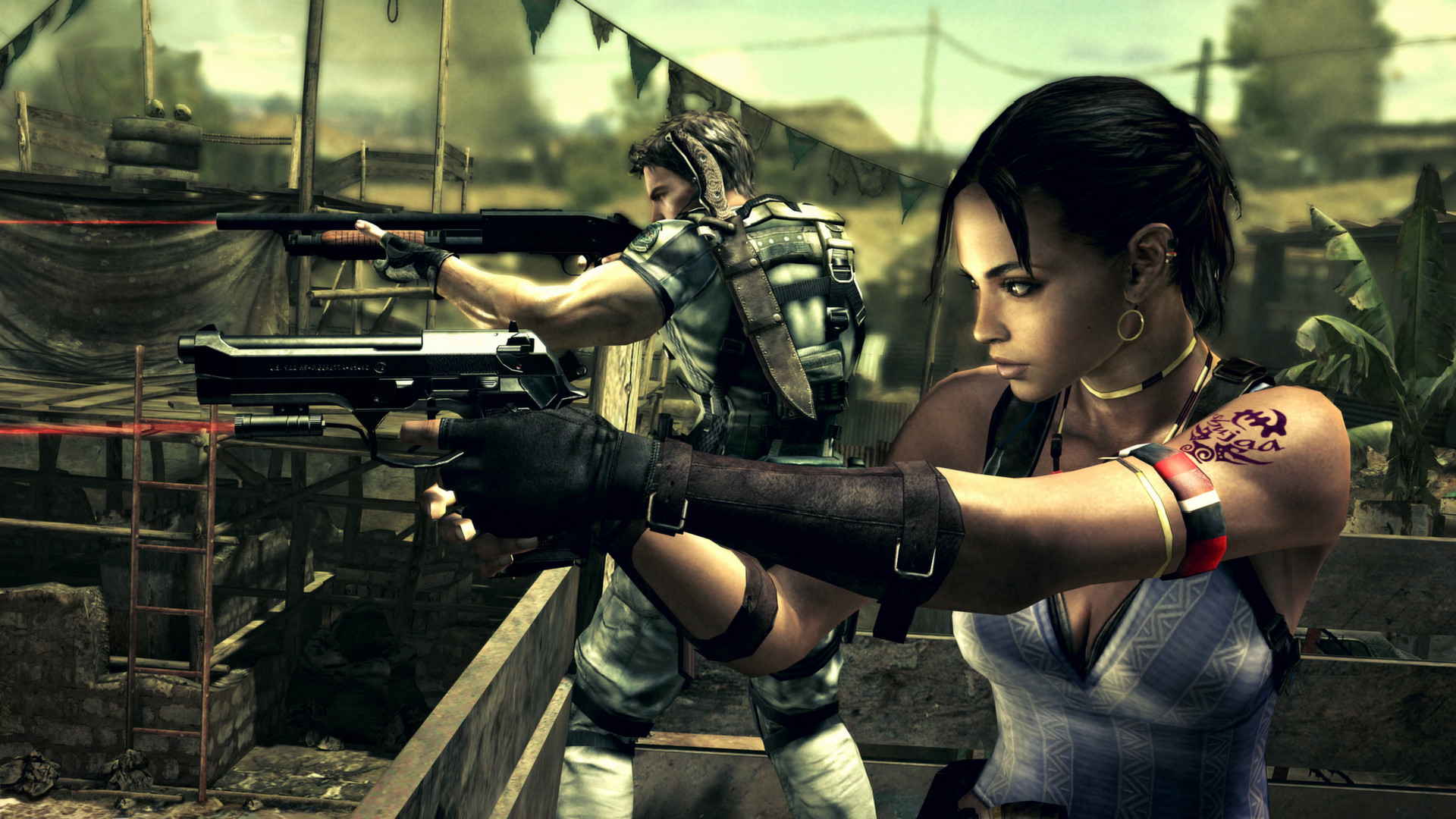 Resident Evil 5. Gold Edition [FULL] [2009|Rus]